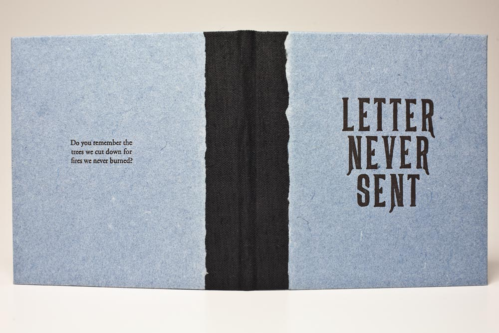 Letter Never Sent  Exterior View