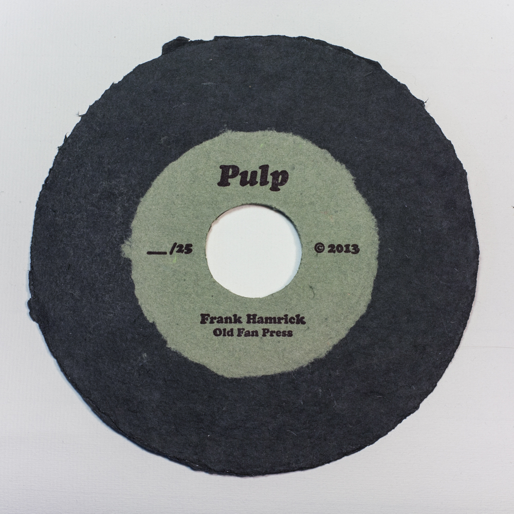 Pulp Record - Side A