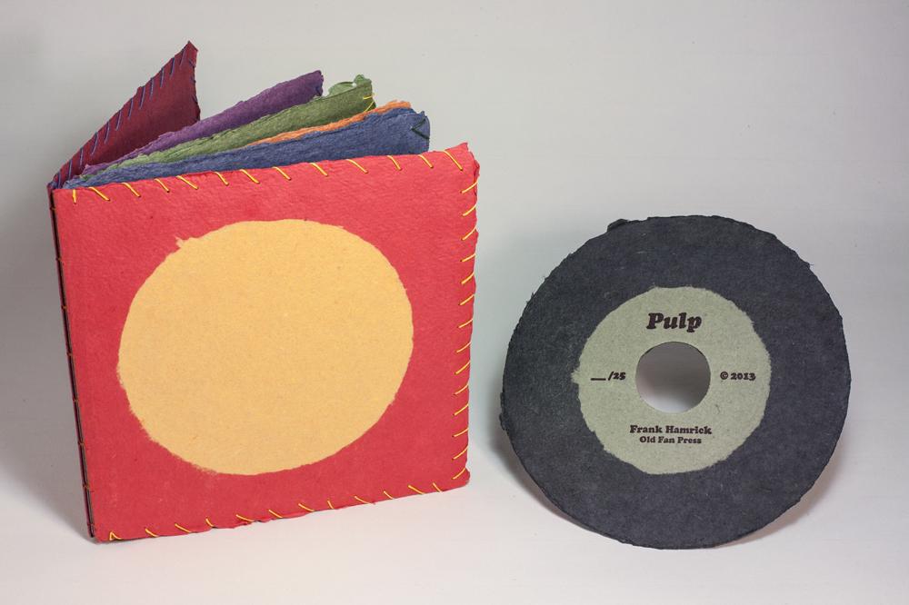 Pulp - Book & Record