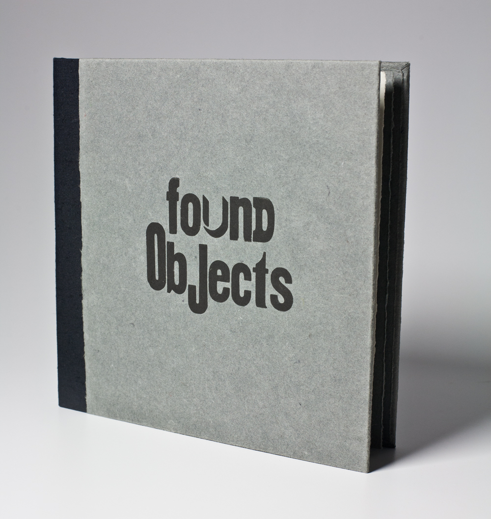 Found Objects - Front Cover