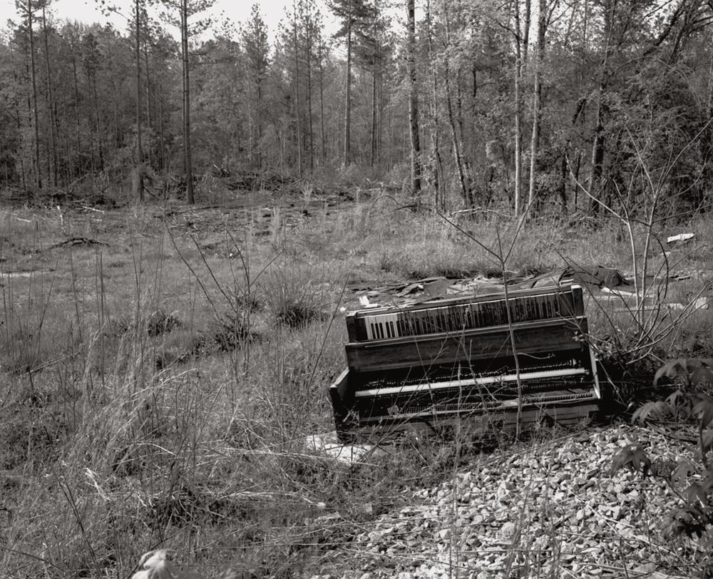 Found Piano
