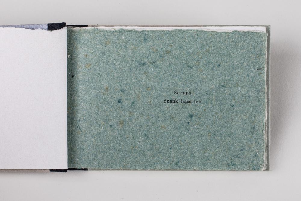 Scraps - Title Page