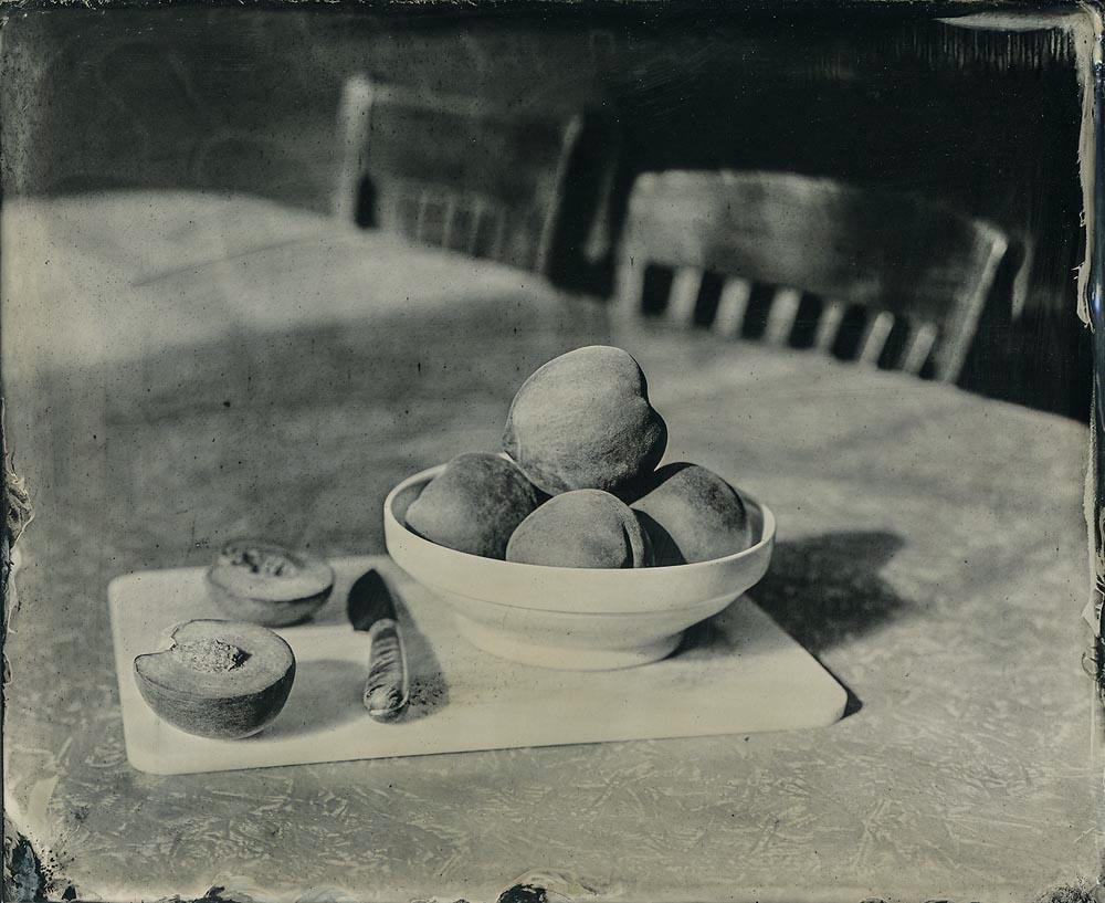 Peaches, Doug's Knife & ML's Bowl