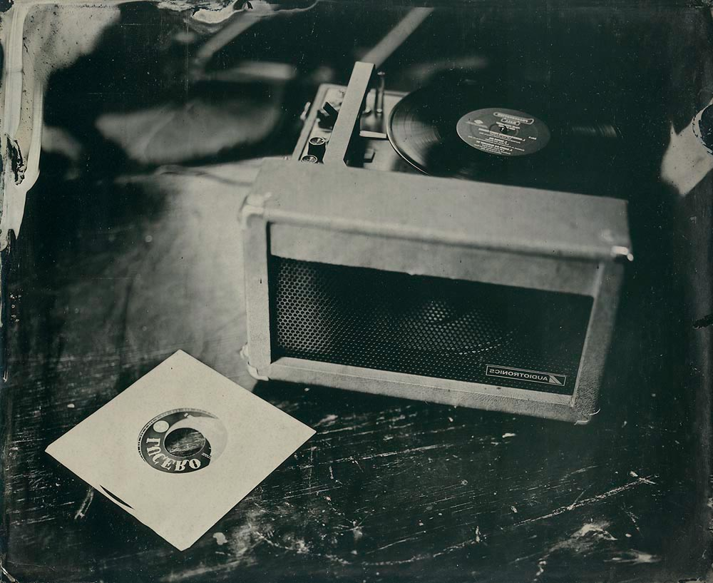 Record Player & Lucero 7""