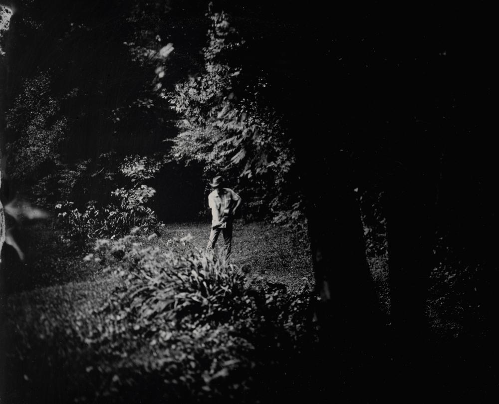 Muse - Tintype Photograph